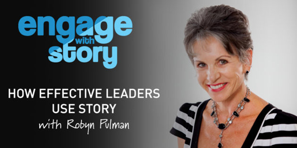 Engage Story with Robyn Pulman
